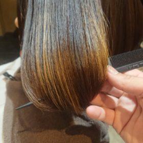 髪質改善/髪質改善トリートメント/ケラチンケア/ケレフェクトSD/生ケラチン/シナチントップ