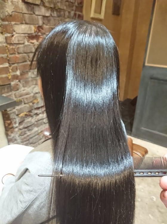 質 室 美容 髪 改善