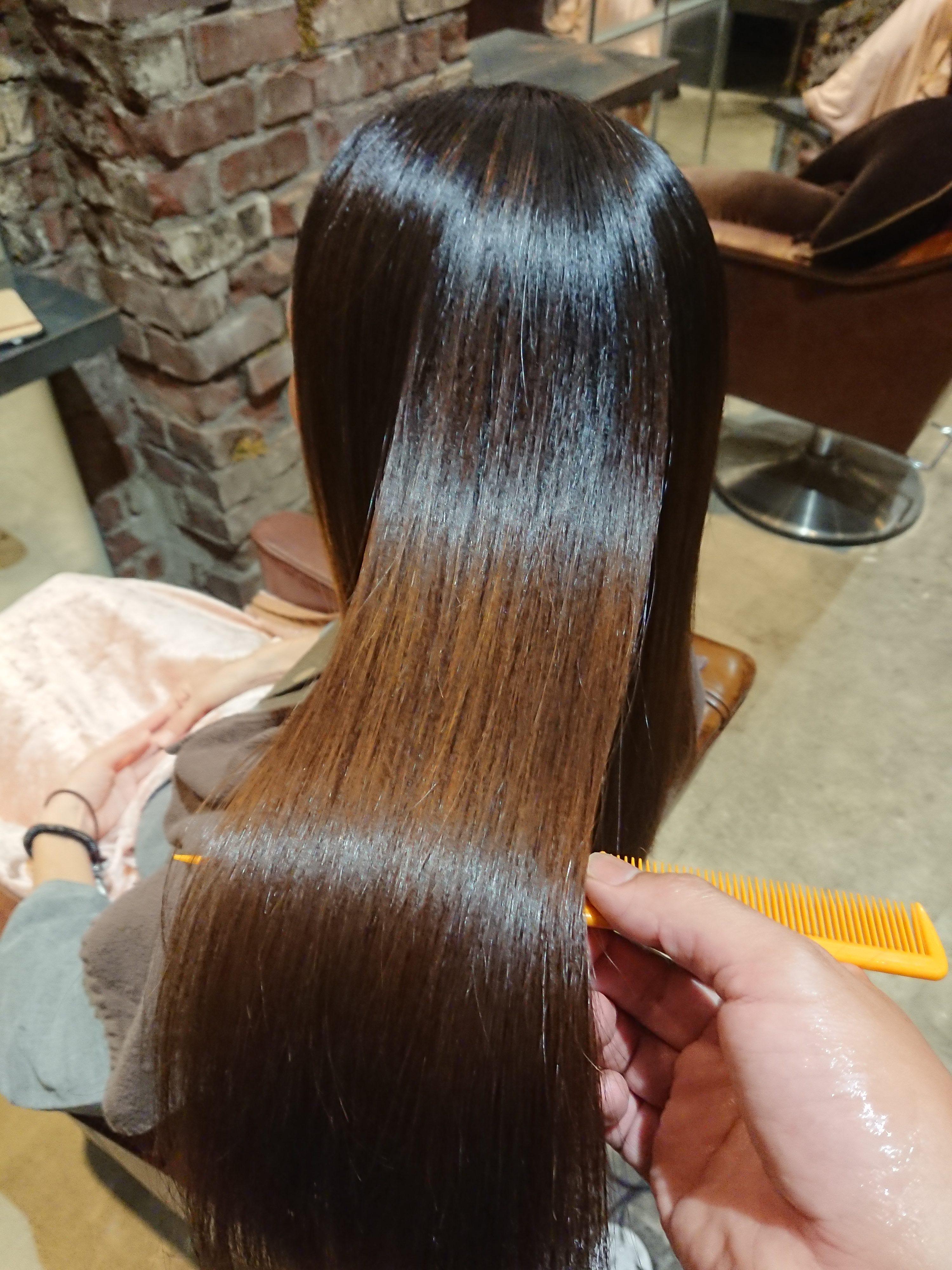 久米川 ストパー(ストレートパーマ)、縮毛矯正なら髪質改善特化型サロンURBANCRAFTへ 東村山